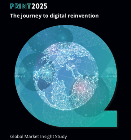 Print 2025 insights, digital reinvention report